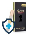 MAGNETIFICO Secret Scent 20ml for men, feromony męskie do kieszeni