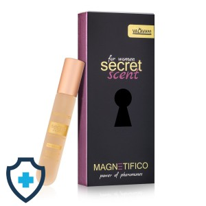 MAGNETIFICO Secret Scent 20ml for women, feromony damskie do torebki