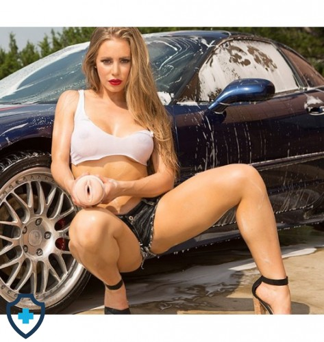 Fleshligh Girls - replika waginy aktorki Nicole Aniston, tekstura FIT